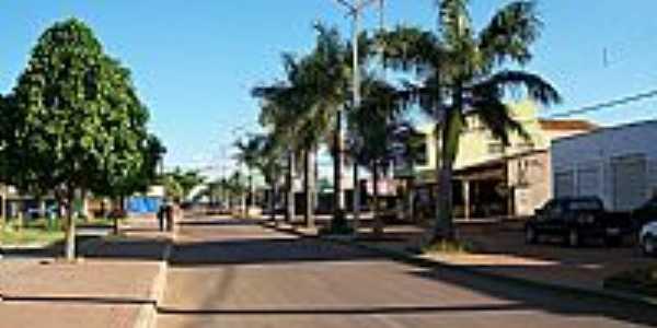 Abadia de Goiás-GO-Avenida Principal-Foto:Arolldo Costa Olivei…