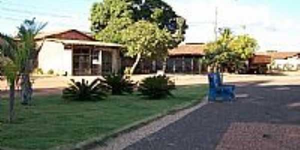 Abadia de Goiás-GO-Praça do Colégio-Foto:Arolldo Costa Olivei…