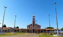 Barreirinha - Barreirinha-AM-Matriz de N.Sra.do Bom Socorro-Foto:Baeturismo Barreirinha