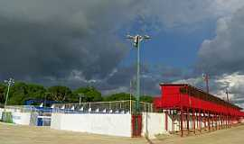 Barreirinha - Barreirinha-AM-Touródromo de Barreirinha-Foto:Baeturismo Barreirinha