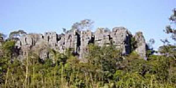 Selva de pedras - caminho Água Fria-Planaltina-GO por Claudemir Vanceta