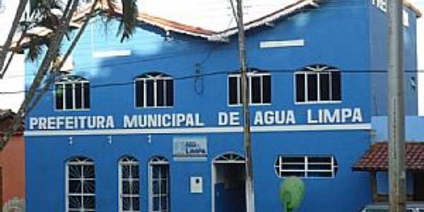 Água Limpa-GO-Prefeitura Municipal-Foto:www.agualimpa.go.gov.br