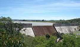�guas Lindas de Goi�s - Barragem o Rio Descoberto por osvan costa