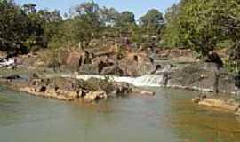 �guas Lindas de Goi�s - Cachoeira por cicero lucena