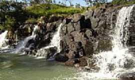 Águas Lindas de Goiás - Cachoeiras aguas lindas de goias por cicero lucena