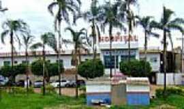 Águas Lindas de Goiás - Hospital Municipal Bom Jesus em Águas Lindas de Goiás-Foto:PauloHenriqueBwait
