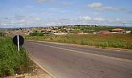 Águas Lindas de Goiás - Rodovia BR 070 e a cidade de Águas Lindas de Goiás-Foto:Afc Oliveira