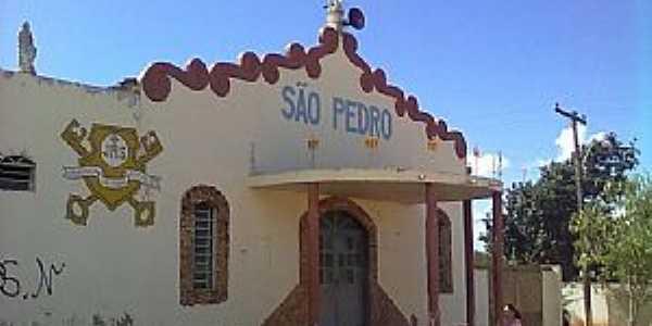 Águas Lindas de Goiás-GO-Paróquia de São Pedro Apóstolo-Foto:Victor Lourenço