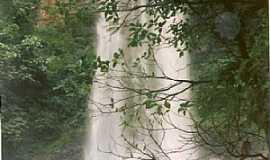 Aloândia - Aloândia-GO-Cachoeira do Itambé-Foto:Leopardo