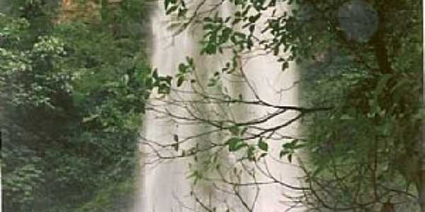 Aloândia-GO-Cachoeira do Itambé-Foto:Leopardo