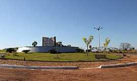 Alto Horizonte - Alto Horizonte-GO-Entrada da cidade-Foto:Jackson Rodrigues
