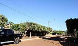 Alto Horizonte - Alto Horizonte-GO-Rua da cidade-Foto:Jackson Rodrigues