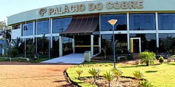 Alto Horizonte-GO-Palácio do Cobre-Foto:Jackson Rodrigues