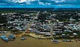 Benjamin Constant - Benjamim Constant-AM-Vista aérea-Foto:www.benjaminconstant.am.gov.br