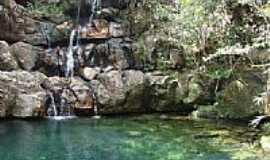 Alto Paraíso de Goiás - Poço da Xamã foto irahi