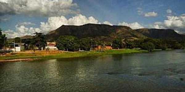 Rio Corrente - Alvorada do Norte - GO