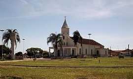 Americano do Brasil - Americano do Brasil-GO-Igreja de São João Batista-Foto:Arolldo Costa