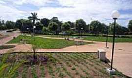 Amorinópolis - Ampliação da Praça da Vila União em Amorinópolis-GO
