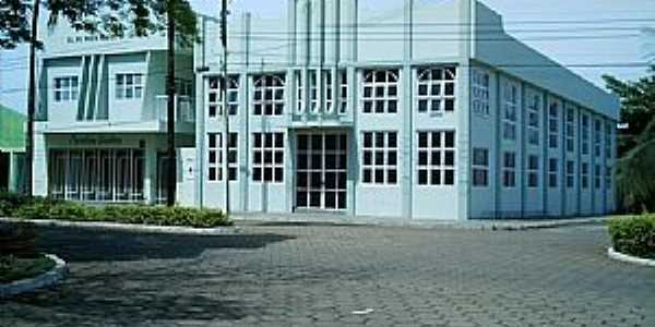 Amorinópolis-GO-Igreja da Assembléia de Deus-Foto:ronildofc
