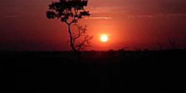 Pôr do Sol-Foto:Ney Nunes