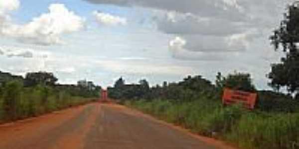Estrada de Aporé-Foto:marcio_andrei