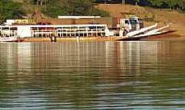 Aragarças - Aragarças-GO-Balsa do Rio Araguaia-Foto:joao carlos jovedi