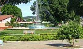 Aragarças - Aragarças-GO-Praça central-Foto:Anizio Rezende