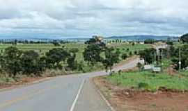 Aragoiânia - Chegando em Aragoiânia - por Arolldo Costa Oliveira