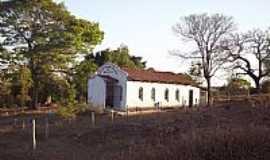 Aragoiânia - Aragoiânia-GO-Igreja da CCB em área rural-Foto:Arolldo Costa Olivei…
