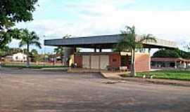 Aragoiânia - Aragoiânia-GO-Terminal Rodoviário-Foto:Arolldo Costa Olivei…