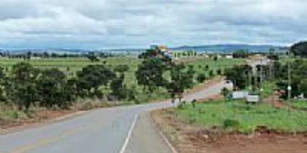 Chegando em Aragoiânia - por Arolldo Costa Oliveira