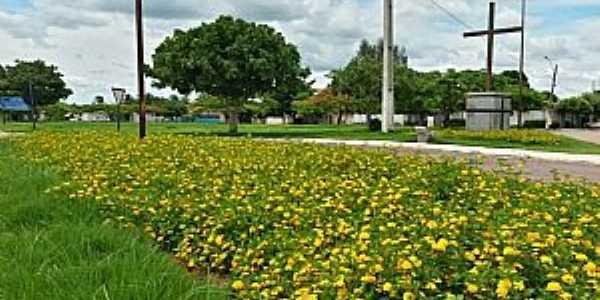 Imagens da cidade de Araguapaz - GO