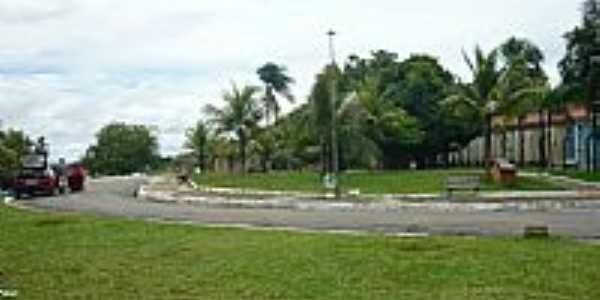 Aruanã-GO-Avenida Beira Rio-Foto:wender marques