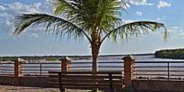 Aruanã-GO-Bela vista para o Rio Araguaia-Foto:Arolldo Costa Olivei…