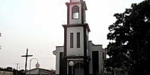 Igreja Matriz de Aurilândia-GO-Foto:João Santos