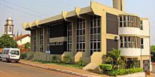Prefeitura Municipal de Aurilândia-GO-Foto:João Santos