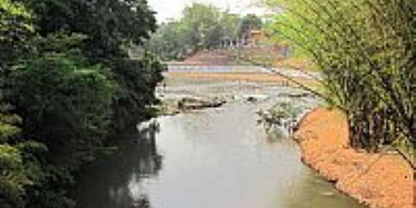 Rio Santa Luzia em Aurilândia-GO-Foto:João Santos