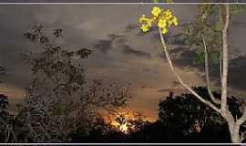Auriverde - Auriverde-GO-Lindo pôr do sol-Foto:Rildo Cunha