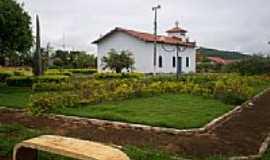 Bacilândia - Praça e Igreja-Foto:Davy Cunha