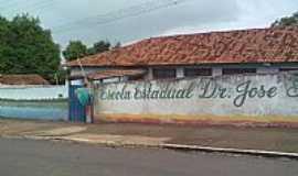 Baliza - Baliza-GO-Escola Estadual Dr.José Feliciano Ferreira-Foto:rodsrv