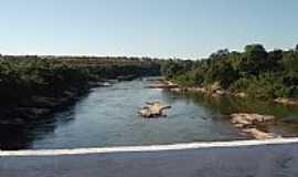 Baliza - Baliza-GO-Rio Araguaia-Foto:Jean Franklin
