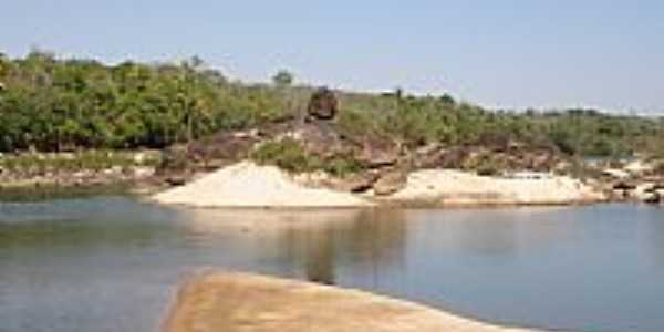 Baliza-GO-Pedra da Baliza-Foto:cleberarantes
