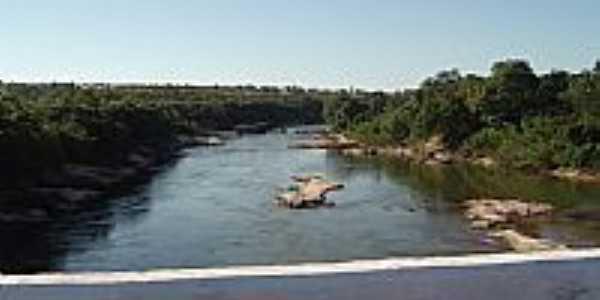 Baliza-GO-Rio Araguaia-Foto:Jean Franklin