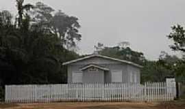 Boca do Acre - Igreja da Congregação Cristã do Brasil em Boca do Acre-AM-Foto:olintocristo