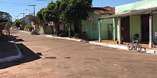 Imagens da cidade de Bonfinópolis - GO