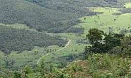Buriti de Goiás - Parque Estadual em Buriti de Goiás-Foto:www-man.blogspot.