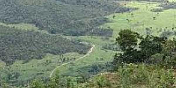 Parque Estadual em Buriti de Goiás-Foto:www-man.blogspot.