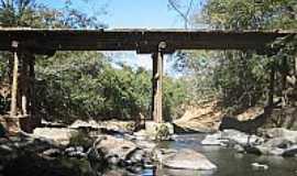 Cabeceiras - Ponte sobre o Ribeirão