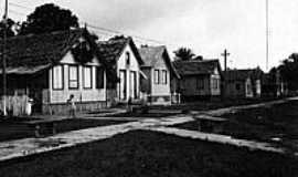 Tarauacá - Centro de Tarauacá em 1911-Foto:JEZAFLU=ACRE=BRASIL