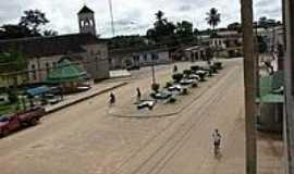 Tarauacá - Centro de Tarauacá-Foto:JEZAFLU=ACRE=BRASIL